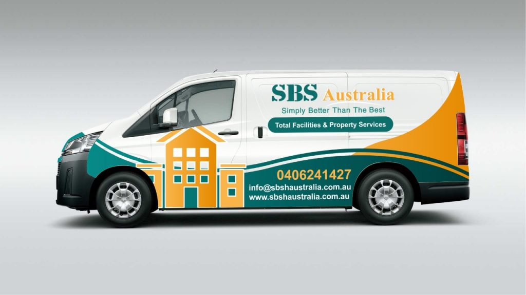 About Us SBS Van