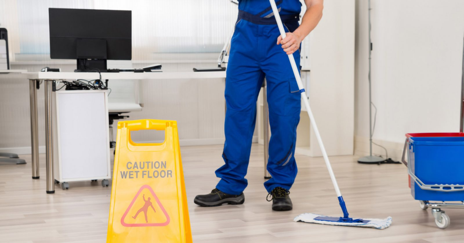 Commercial & Industrial Cleaning